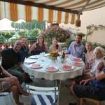 1er août 2011 Jerry et Nadine avec Conne famille