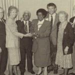 Albertina & Walter Sisulu receive Global Citizens Award 1991