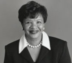 Georgetown University Law Center Professor Emma Coleman Jordan