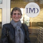 Nadine B Hack President beCause Global Consulting at IMD Lausanne Switzerland