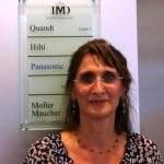 Nadine B Hack at IMD in Lausanne Switzerland