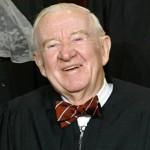 Supreme Court Justice John Paul Stevens